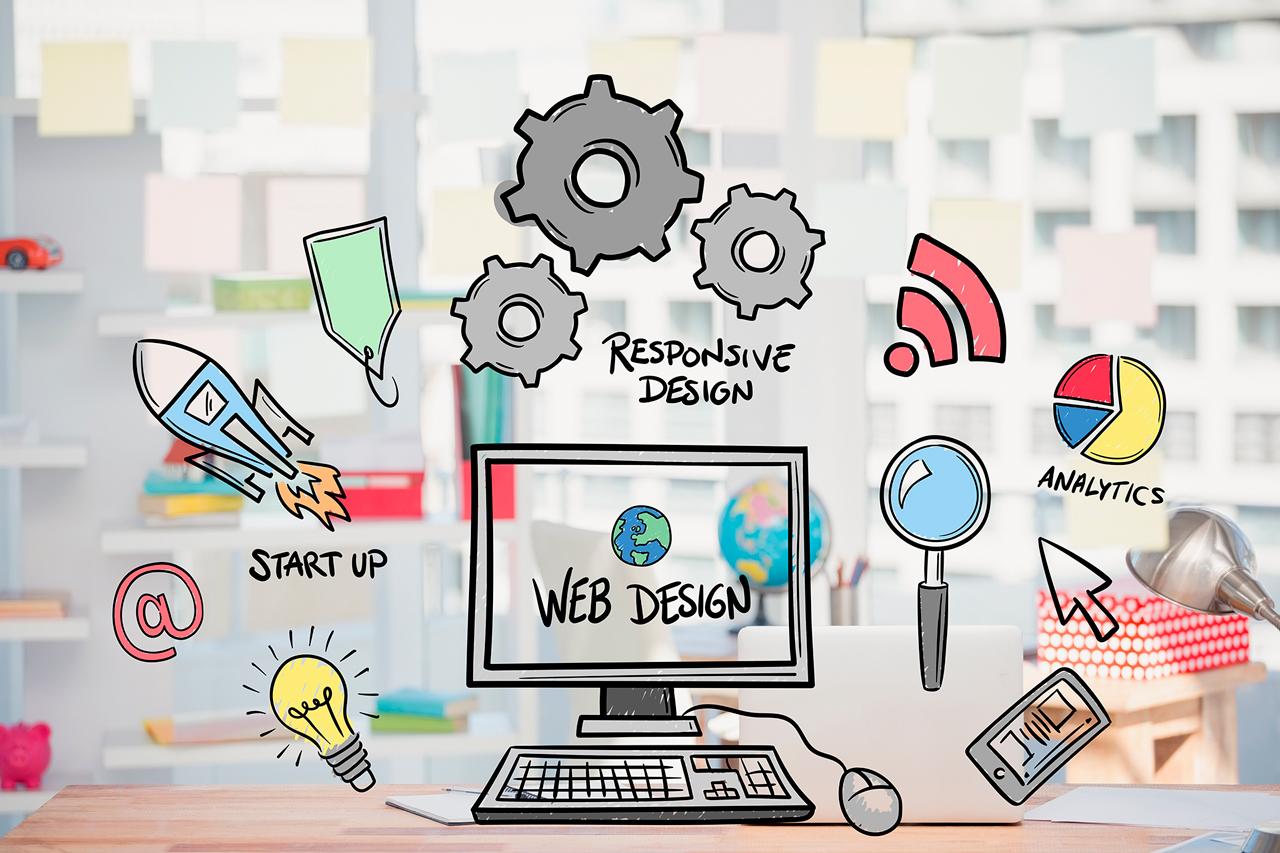 Diseño web para principiantes. 10 consejos útiles para diseñar tu web